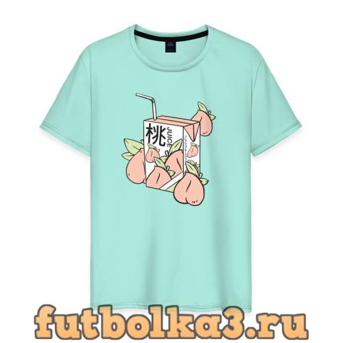 Футболка Персиковый Сок мужская