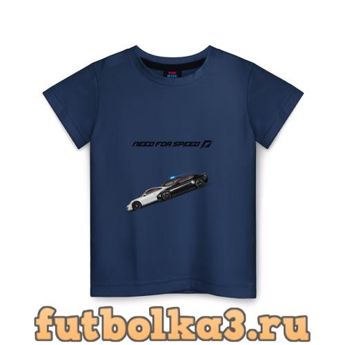 Футболка Жажда скорости детская