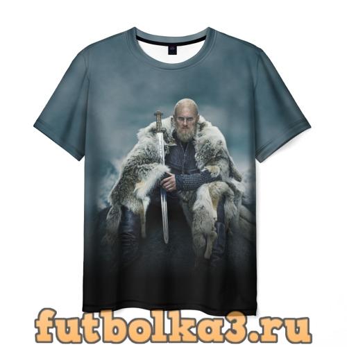 Футболка Бьёрн Железнобокий мужская