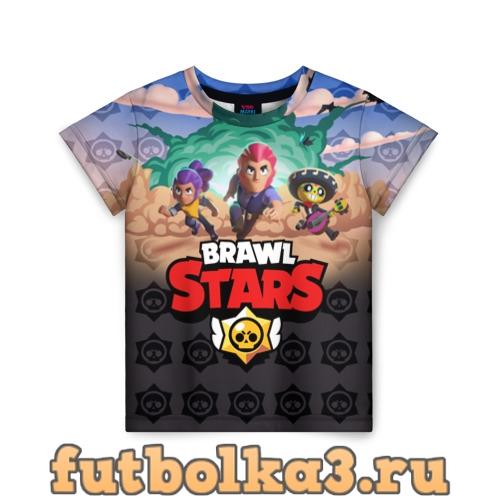 Футболка Brawl Stars детская