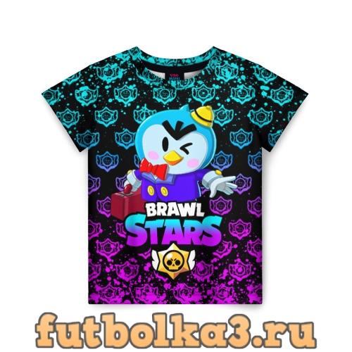 Футболка Brawl stars MR.P детская