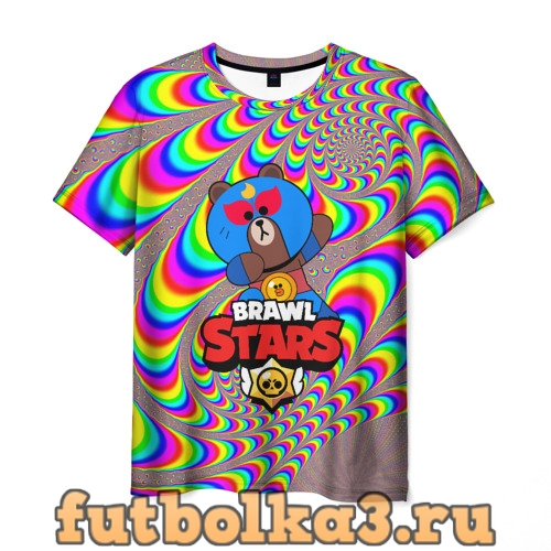Футболка BRAWL STARS(EL PRIMO) мужская