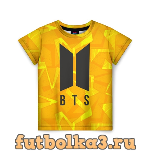 Футболка BTS детская