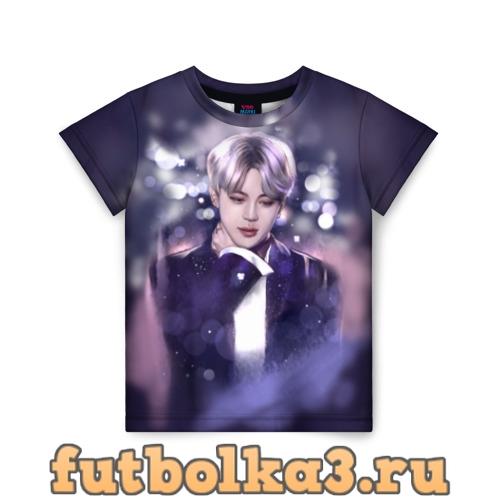 Футболка BTS_Jimin _ детская