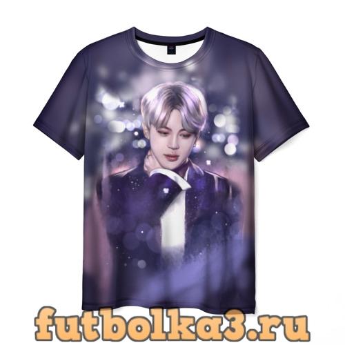 Футболка BTS_Jimin _ мужская