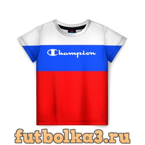 Футболка Champion детская