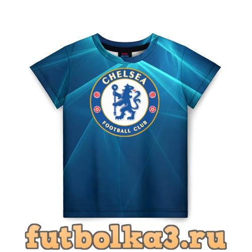 Футболка Chelsea детская