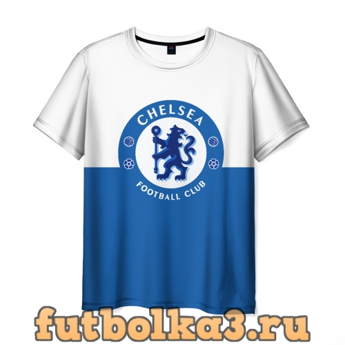 Футболка Chelsea мужская