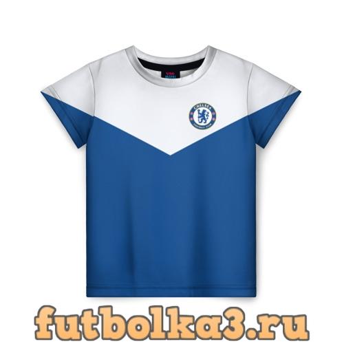 Футболка Chelsea 2018 детская