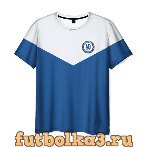 Футболка Chelsea 2018 мужская