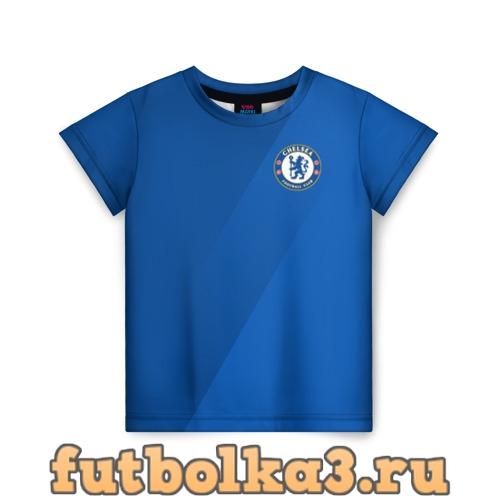 Футболка Chelsea 2018 Элитная форма детская