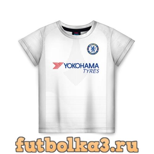 Футболка Chelsea away 19-20 детская