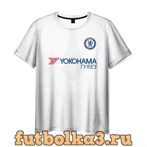 Футболка Chelsea away 19-20 мужская