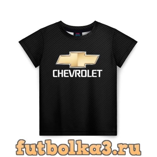 Футболка CHEVROLET детская