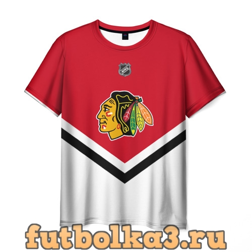 Футболка Chicago Blackhawks мужская