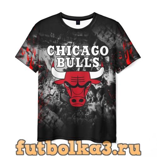 Футболка CHICAGO BULLS мужская