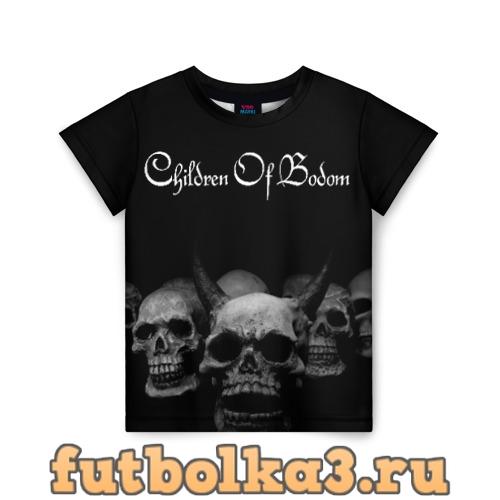 Футболка Children of Bodom детская