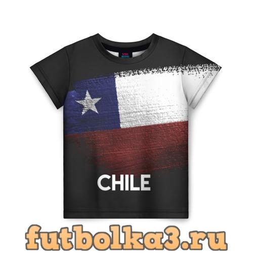 Футболка Chile(Чили) детская