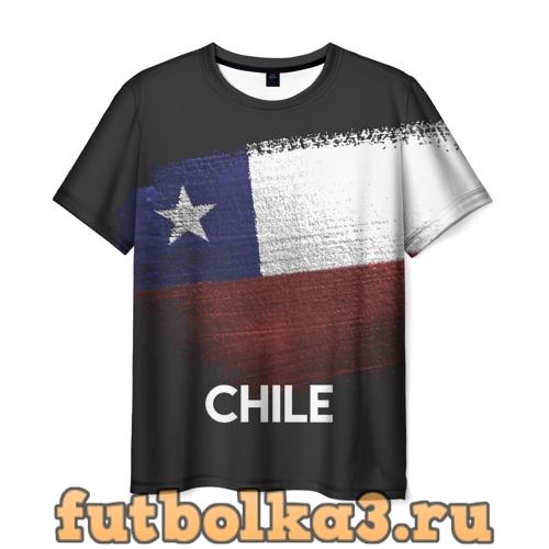 Футболка Chile(Чили) мужская