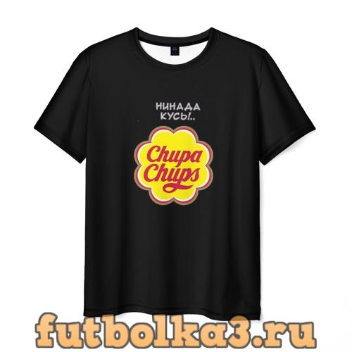 Футболка chupa chups мужская