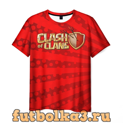 Футболка Clash of Clans мужская