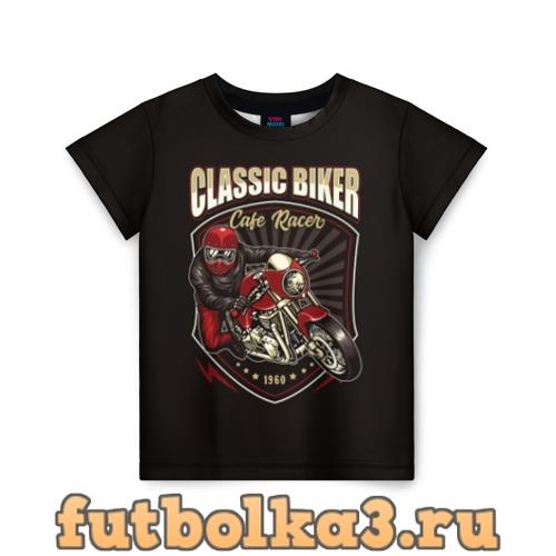 Футболка Classic Biker детская