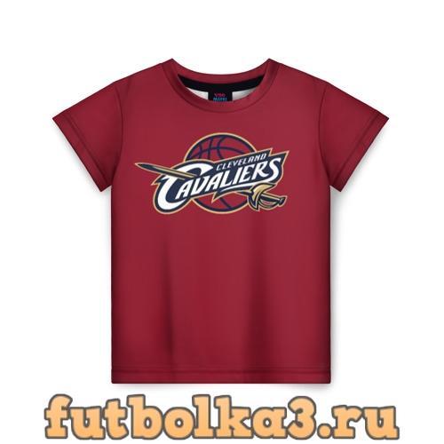 Футболка Cleveland Cavaliers дет�ка�