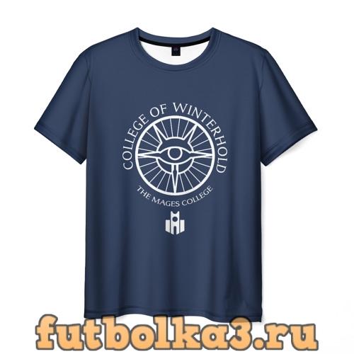 Футболка COLLEGE OF WINTERHOLD мужская