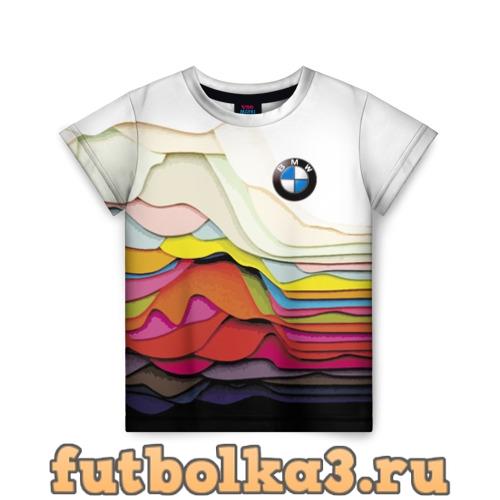 Футболка Color детская