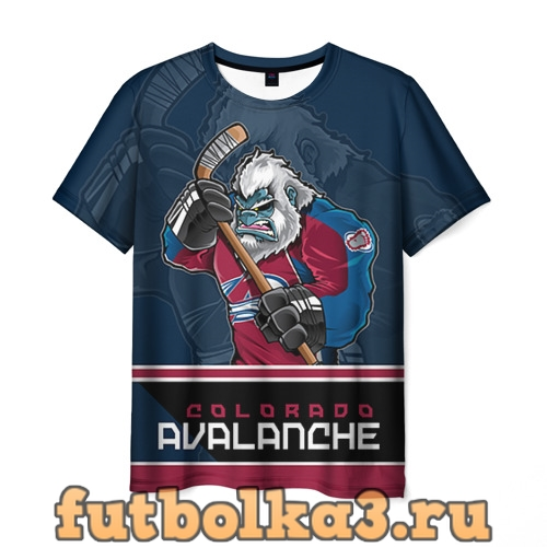 Футболка Colorado Avalanche мужская