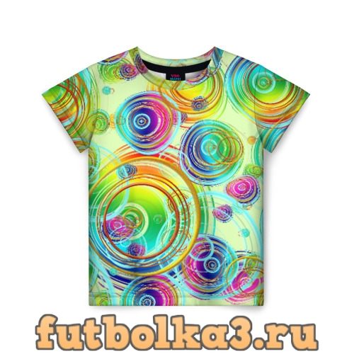 Футболка Colors детская