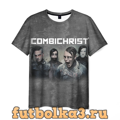 Футболка Combichrist мужская