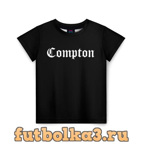 Футболка COMPTON детская