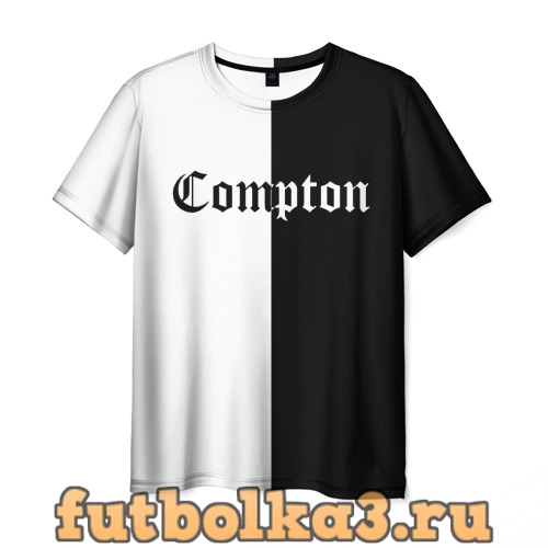 Футболка COMPTON мужская