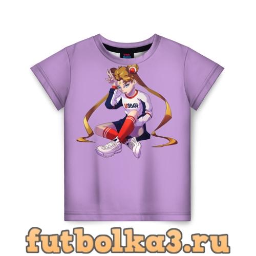Футболка Cool Girl детская