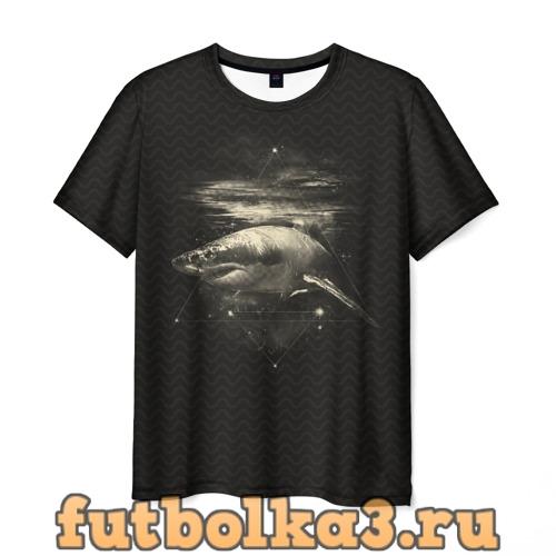 Футболка Cosmic Shark мужская