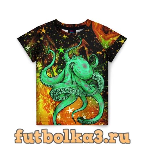 Футболка Cosmo Octopus детская