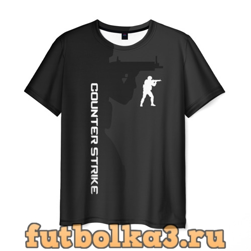 Футболка COUNTER STRIKE мужская
