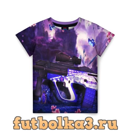 Футболка Counter Strike детская