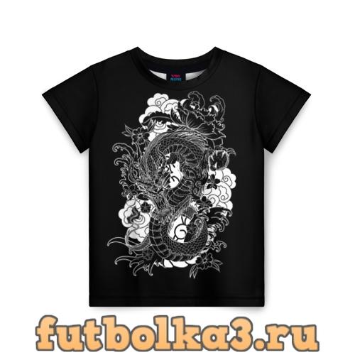 Футболка Дракон детская