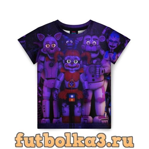 Футболка Five Nights at Freddy's детская