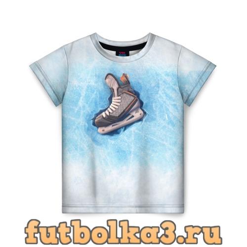 Футболка Фмгурное катание детская
