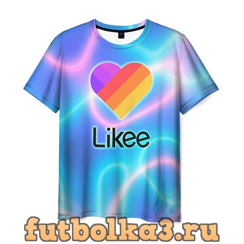 Футболка Likee Gradient мужская
