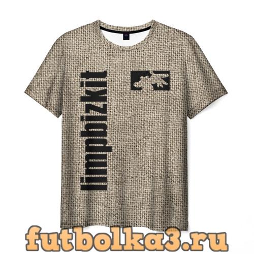 Футболка LIMP BIZKIT мужская