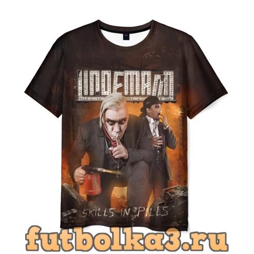 Футболка LINDEMANN мужская