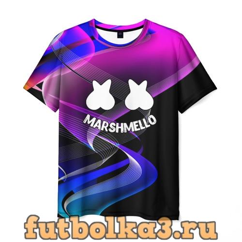 Футболка МАРШМЕЛЛОУ мужская