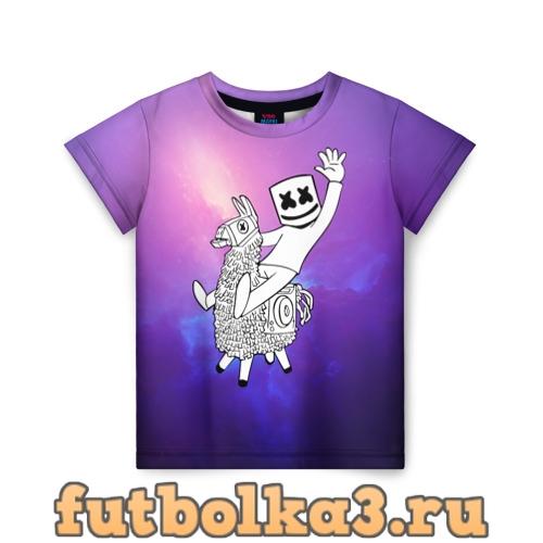 Футболка MarshNite детская