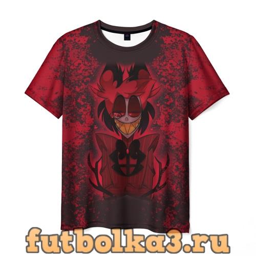 Футболка ОТЕЛЬ ХАЗБИН мужская