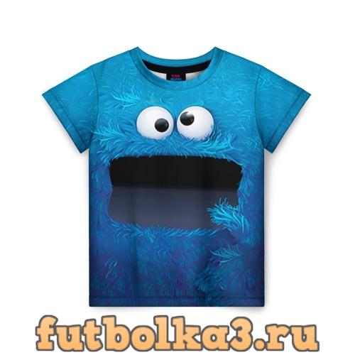 Футболка Плюшевый Мем детская