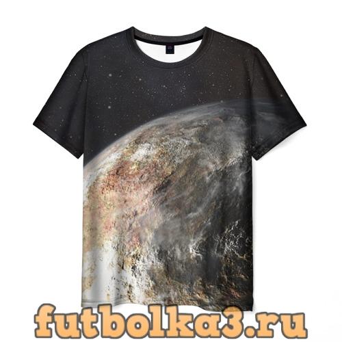 Футболка Плутон мужская